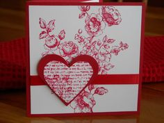 valentine for my mil by rokale - Cards and Paper Crafts at Splitcoaststampers
