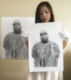 "Buy Fine Art Prints of my original 20""x24"" Big Poppa drawing."