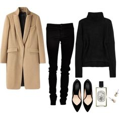 Style: { The Camel Coat }