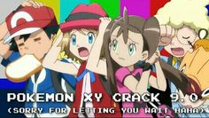 Ash, Serena, Clemont, Bonnie and Shauna