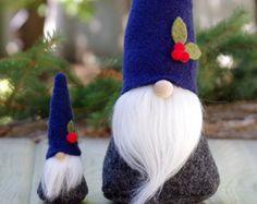 VACACIONES regalo Gnome y Mini ALISTAIR el por TheGnomeMakers