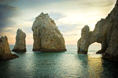 Lands End, Cabo San Lucas by Greg  Sims