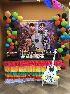 Pixar COCO Birthday Party Ideas | Photo 7 of 9