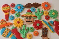 #8 - Cinco de Mayo Cookies by Carolyn at CCsweets