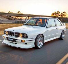 BMW E30 M3 white Bmw E30 M3, Sports Sedan, Bmw 3 Series, Bmw Cars, Evo, Cars And Motorcycles, Super Cars, Beast, Automobile