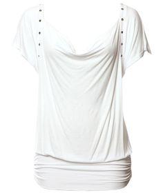 DIY: Cowl Neck Shirt | Fashion