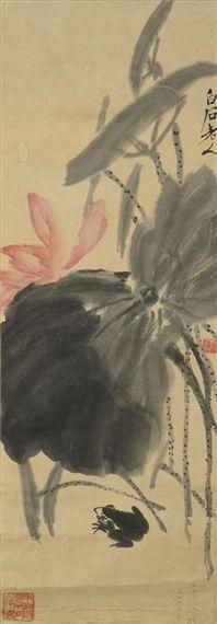 Artworks of Qi Baishi (Chinese, 1863 - 1957)