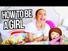 How To Be A Girl | Mylifeaseva I literally just finished watching this video and I'm so thankful I made the descision to! You will not regret watching this!