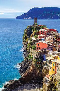 10 Insanely Gorgeous, Under-the-Radar European Destinations #purewow