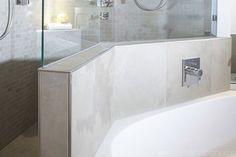 bodenebene Walk-In Dusche