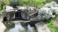 Lock 2, Ohio & Erie Canal, Akron