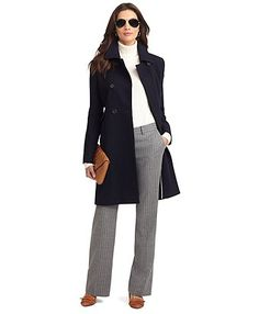 30 decent yet chic winter outfits for work and school club monaco ootd and monaco - Brooks brothers corporate office ...