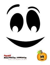 Halloween Items, Halloween Ghosts, Holidays Halloween, Halloween Kids, Halloween Pumpkins, Scary Pumpkin Carving Patterns, Halloween Pumpkin Stencils, Pumpkin Face Templates, Ghost Costumes