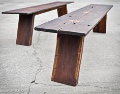 Reclaimed Butterfly Bench 77x20x18 elegant by brandmojointeriors, $595.00