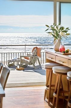 Great view from Beach Home.