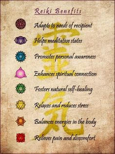Reiki is beautiful for clearing and unblocking stagnant chakra energy centers <3