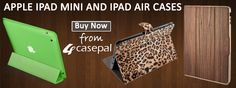 Buy all Ipad Mini Cases and Ipad Air Cases only at casepal.com