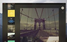 The Grid makes creating your own custom webpage as easy as updating your Facebook profile