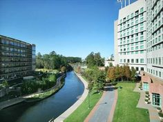 The Woodlands Texas Office Space