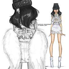 fashion illustrator                                            jovan.m.rosario@gmail.com