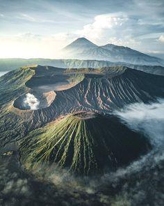 Folk SceneryさんはInstagramを利用しています:「Mount Bromo, East Java, Indonesia. Photo by @manueldietrichphotography #folkscenery」