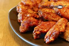 Kyochon Fried Chicken (교촌치킨). The most popular Korean-Style fried chicken in Seoul. Kyochon's fried chicken comes in five flavors – Soy, Spicy, Honey, Salsal and the Fried Series. Cripsy, juicy and freshly fried wings are the reasons for it's popularity. The honey series is a must-try.