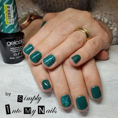OPI GelColor Amazon Amazoff with Magpie Ariel