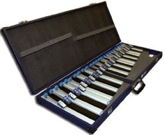 Suzuki Musical Instrument Corporation HB-25 Tone Chime 2 Octave Set with Case -- Read more  at the image link.
