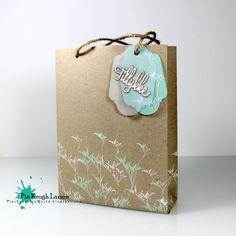 kaBoks: Stemplet gavepose