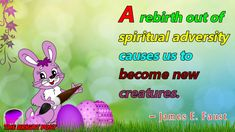 Easter Quotes With Images Easter Sayings, Easter Quotes, Hope Symbol, Christian Faith, New Life, Quote Of The Day, Christianity, Religion, Spirituality