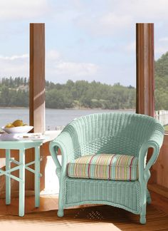 www.homebunch.com...Wicker Furniture from: Maine Cottage