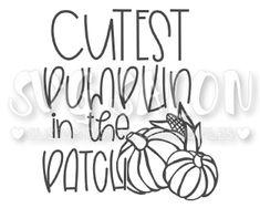 SVG Salon: SVG cut Files for Cricut and Silhouette Machines Silhouette Vinyl Cutter, Cricut Vinyl Cutter, Silhouette Machine, Free Svg Cut Files, Svg Files For Cricut, Cricut Monogram, Cutter Machine, Circuit Projects, Cute Pumpkin