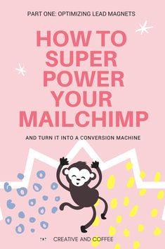Tips to superpower your Mailchimp email marketing list. Marketing Online, Email Marketing Strategy, E-mail Marketing, Marketing Digital, Content Marketing, Affiliate Marketing, Social Media Marketing, Marketing Ideas, Wordpress For Beginners