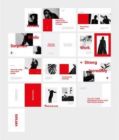 VERSES Photography Portfolio by flowless on Portfolio Web, Portfolio Layout, Creative Portfolio, Portfolio Design, Page Layout Design, Web Design, Magazine Layout Design, Editorial Layout, Editorial Design