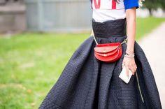 Paris Moda Haftası Sokak Stilleri: 3. Gün - Fotoğraf 1 - InStyle Türkiye