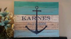 Large-24-x-30-Hand-Painted-Any-Name-Beach-Reclaimed-Pallet-Sign-Made-To-Order