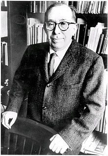 Leo Strauss (September 20, 1899 – October 18, 1973) he wrote one of the most interesting books I've read, Natural Right and History
