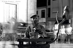 XVIII Encontro Internacional de Estátuas Vivas  Lu(g)ar de Estátuas 14-06-2014  #estatuasvivas #espinho #photography
