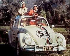 Movie: Herbie Goes To Monte Carlo (1977) Vehicle: VW Volkswagen Beetle