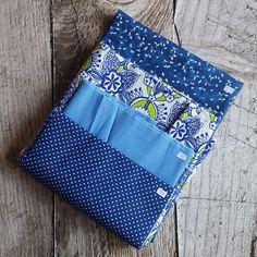 Zbytkový balíček látek tm. modrý Pot Holders, Scrappy Quilts, Hot Pads, Potholders