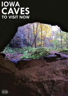 Yes, you can explore caves in Iowa! Try these three for a fun adventure | Iowa DNR