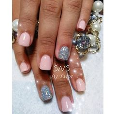 SNS nails ( not acrylic , not gel nails, and it's dipping powders ) !