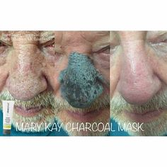 I tried the new Mary Kay Charcoal Mask & this is what happened...