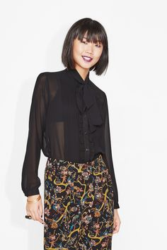 Monki | View all new | Veronica blouse