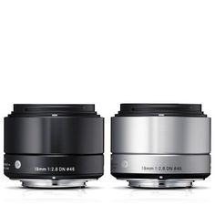 Art | Sigma 19mm F2.8 DN, the high-performance wide-angle telephoto lens for mirror-less cameras, has an angle of view equivalent to 38mm on the Micro Four Thirds system and 28.5mm on the E-mount system (35mm equivalent focal length).