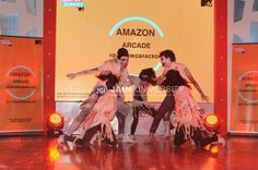 Students of Jain University - CMS performs at the cultural event of the college fest 2016