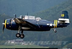 Grumman (General Motors) TBM-3R Avenger aircraft picture