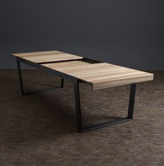 table à rallonge - Spinnaker, Roda - sabz