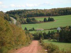 Prince Edward Island countryside
