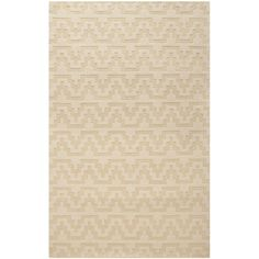 Isaac Mizrahi by Safavieh Aztec Stripe Beige/ Camel Wool Rug (8' x 10') | Overstock™ Shopping - Great Deals on Safavieh 7x9 - 10x14 Rugs
